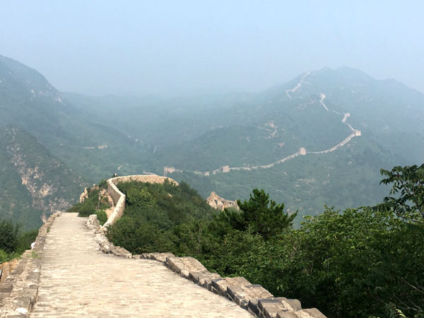 How to get to Simatai Great Wall from Beijing?