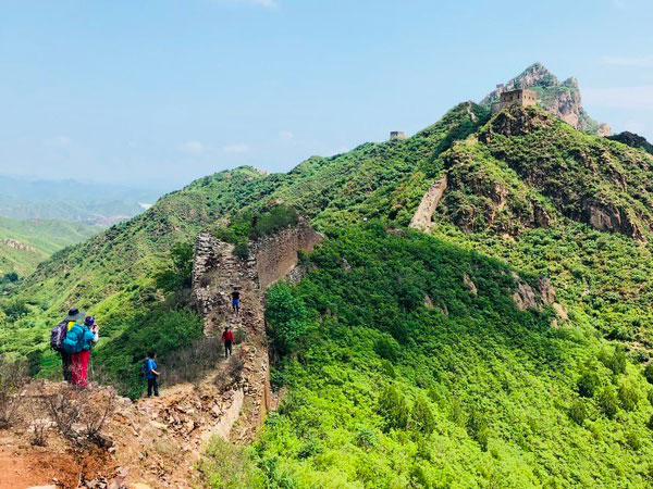 Wohushan Great Wall