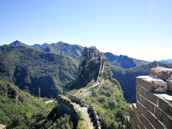 Xiangshuihu Great Wall