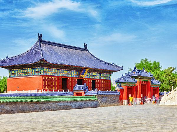 Yonghe palace