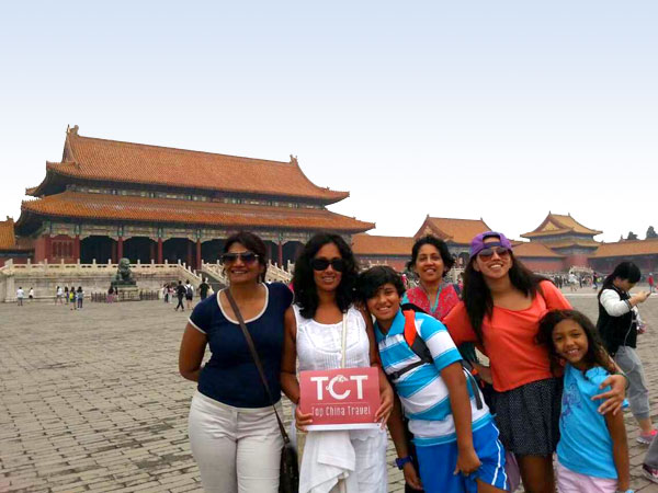 Top Family Tour Destinations in China