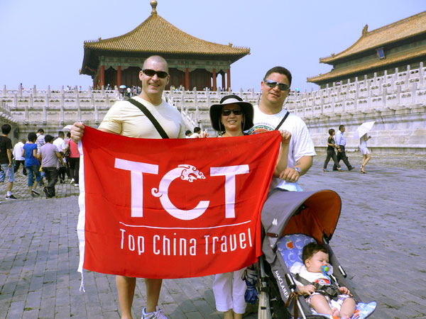 Travel with Top China Travel