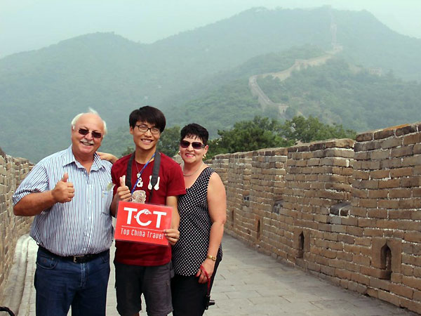 Hiking Tips in China for Seniors