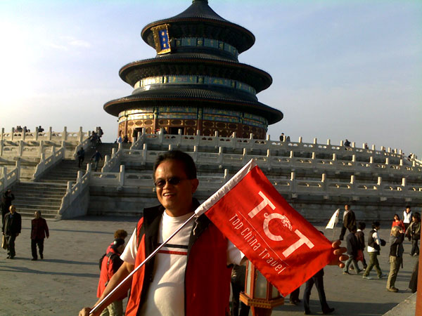 Top China Travel Client