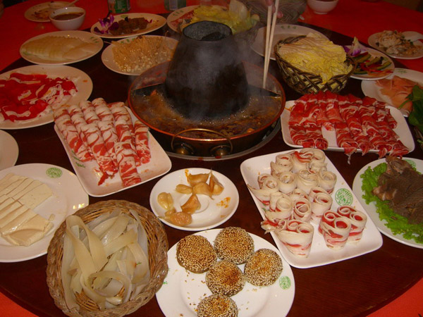 4 Restaurantes Famosos de Huo Guo en Beijing