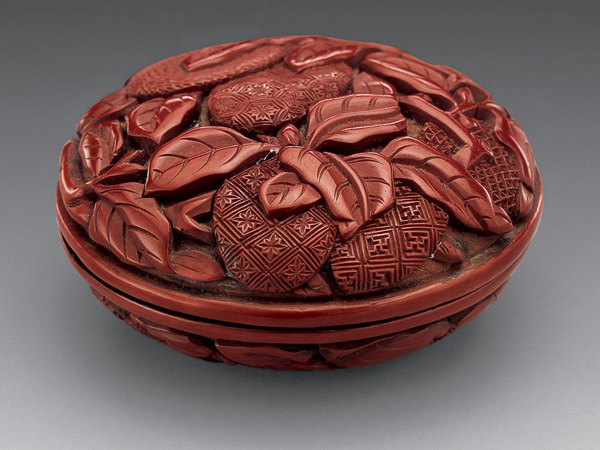 Beijing Carved Lacquer Ware