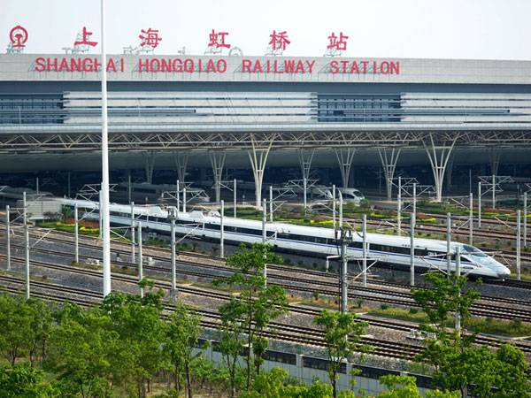Beijing-Shanghai High-speed Railway
