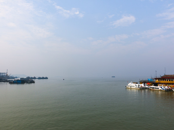 Most Famous Lakes in China-Dongting Lake in Hunan
