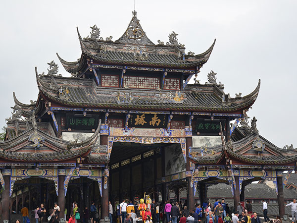 4 Days Chengdu, Dujiangyan and Mt. Qingcheng Tour