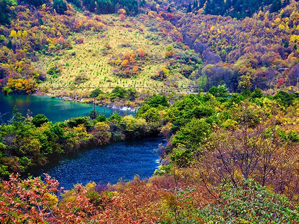 valle de jiuzhai