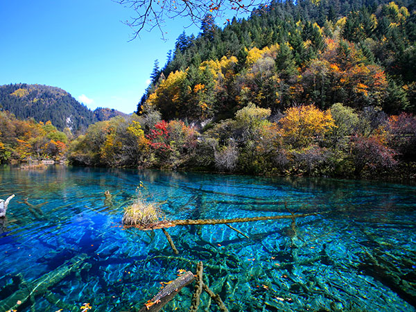 Jiuzhaigou Valley