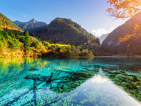 21 Days Fabulous Jiuzhaigou and Yunnan Scenic Tour