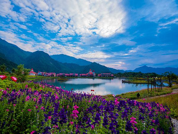 Montaña Nevada de Xiling