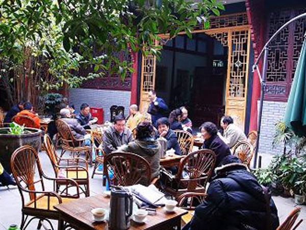 Famous Teahouses in Chengdu