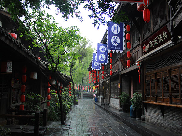 Special Shopping Streets in Chengdu