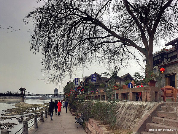 Yuan Tong Ancient Town