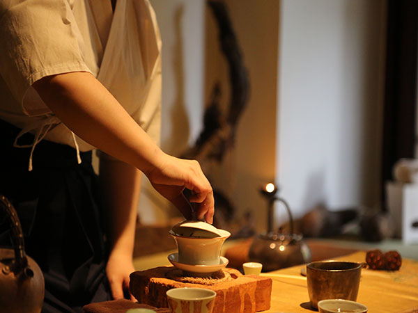 Experience Tea Culture in Chongqing