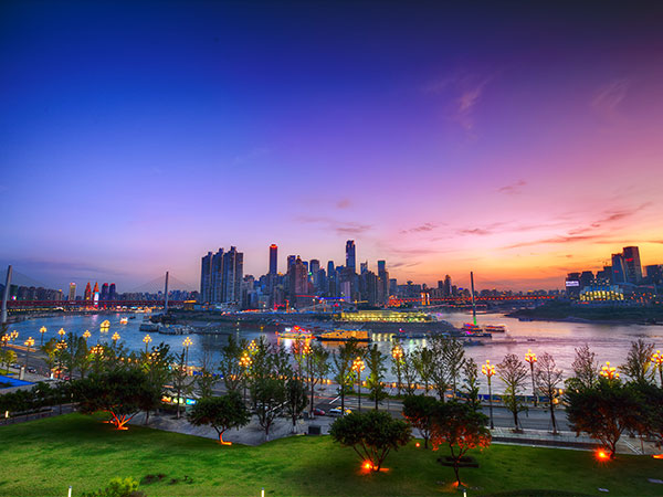 Major Cities in China-Chongqing