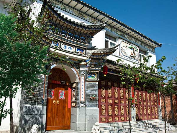 Xizhou-village