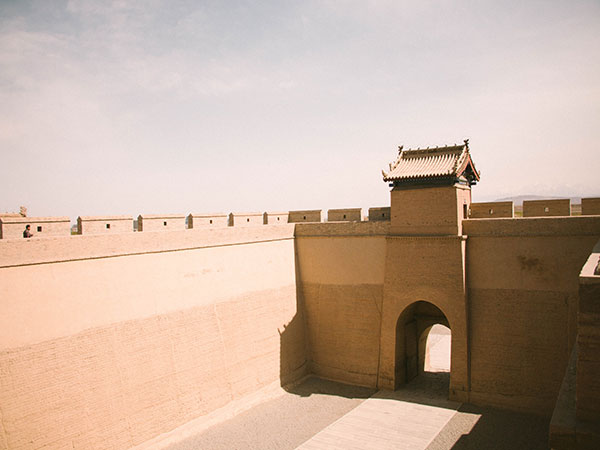 Dunhuang Ancient City