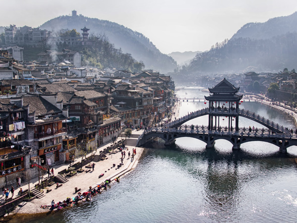 Top Ancient Towns in China - Fenghuang Ancient Town