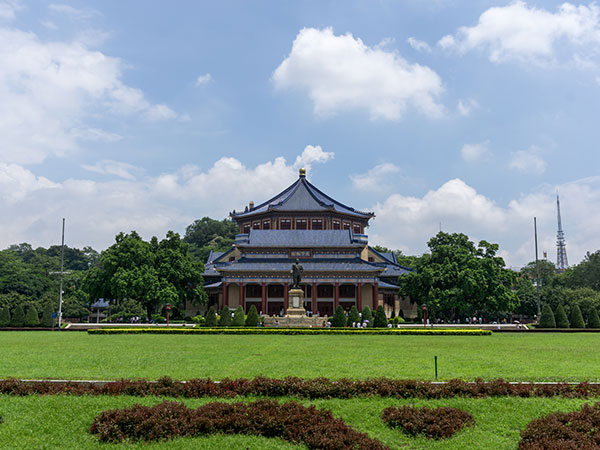Dr. Sun Yat Sens Memorial Hall