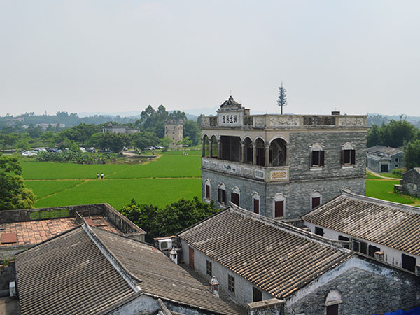 Kaiping Watchtowers (Diaolou) and Villages
