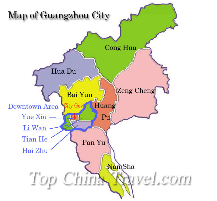 Where to Stay in Guangzhou Best Locations to Stay in Guangzhou