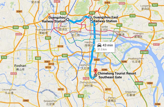 Train Travel Hong Kong To Beijing