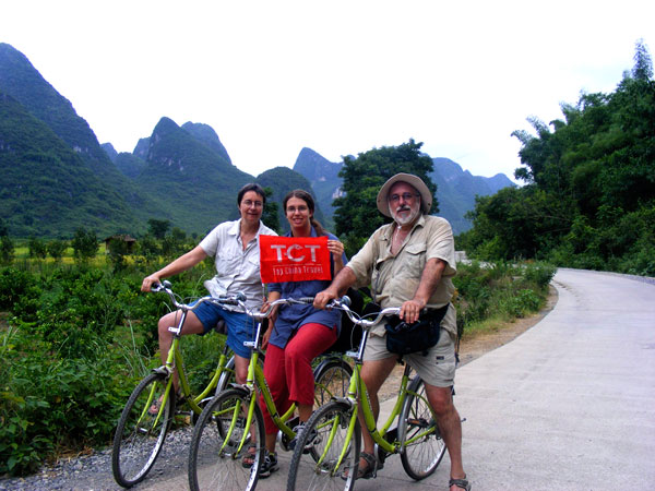 Yangshuo Countryside Tour