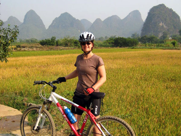 Yangshuo Countryside Biking