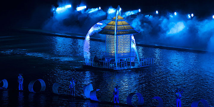 Impression Liu Sanjie-top 5 night shows to watch in China