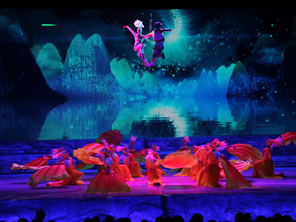 Mirage Guilin Show