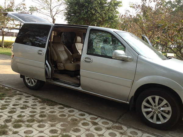 Tour Yangshuo by Private Car