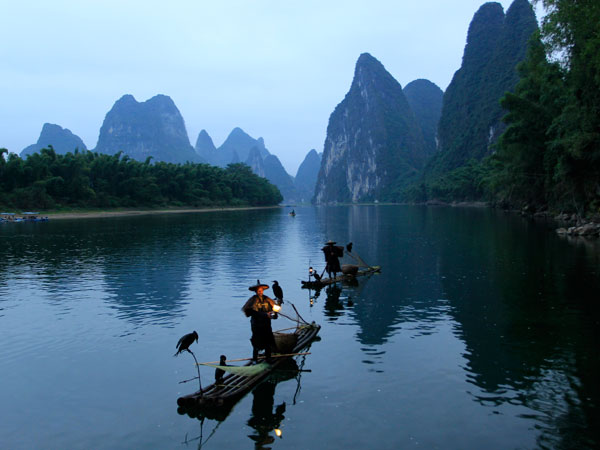 5 days guilin and yangshuo tour guilin yangshuo tour from 474 usd rh topchinatravel com