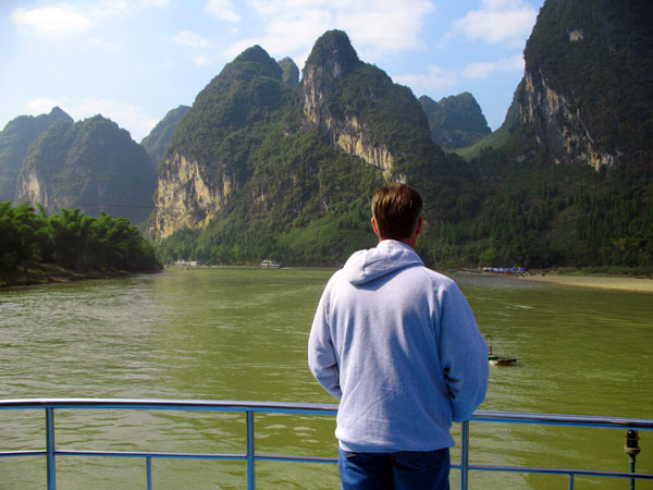 5 Days Tour from Guangzhou to Guilin