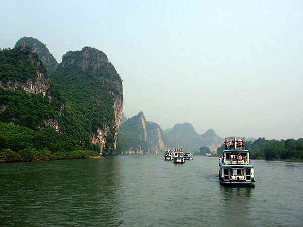 4 Days Best Guilin tour to Yangshuo and Longji Terraces