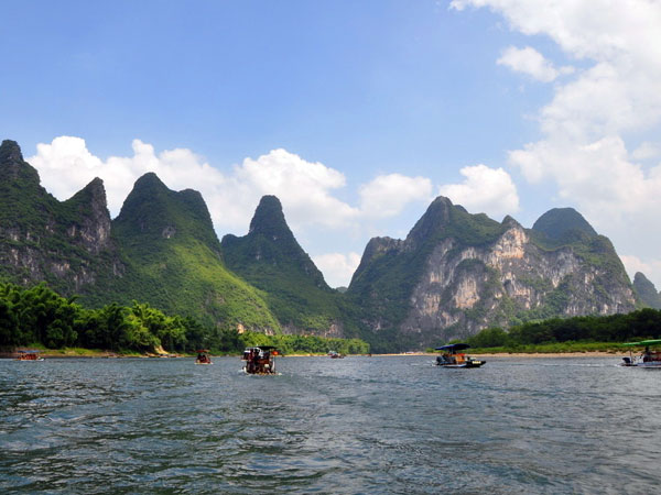 9 Days China Tour from Beijing to Guilin