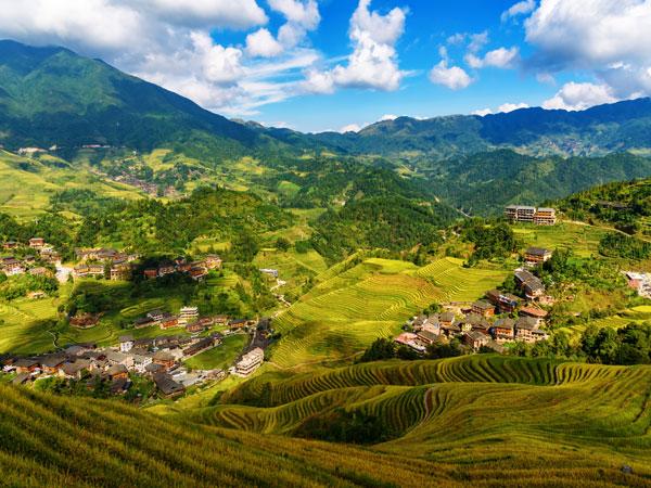 Pingan Rice Terrace