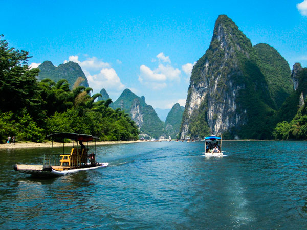 how to plan a trip to Yangshuo from Guilin