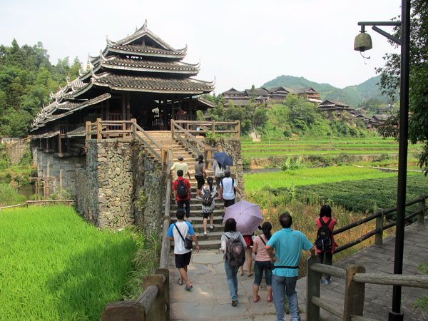 6 Days Guilin, Longji and Sanjiang Tour