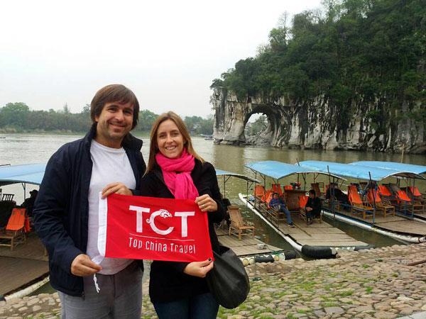 13 Tage vom Li-Fluss bis zum Jangtse Reise