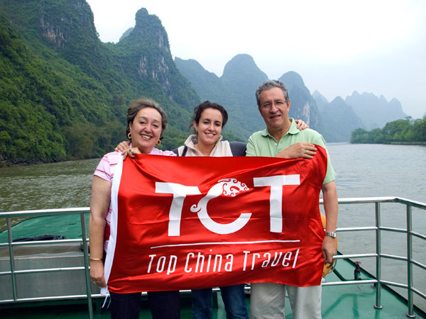 Clients with Top China Travel