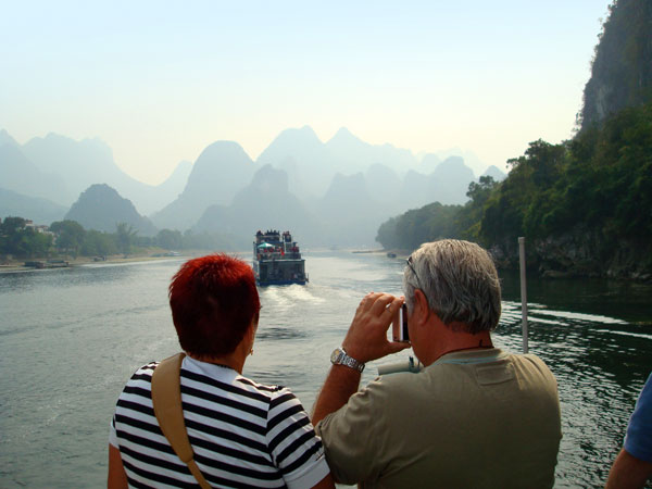 10 Days Relaxing Yangtze and Li River Cruise