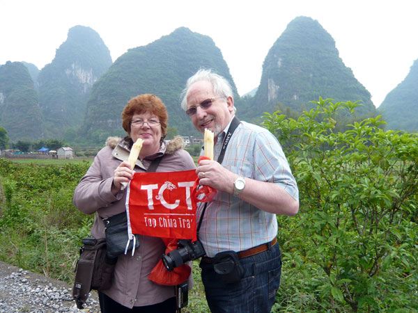 5 Days Guilin and Yangshuo Tour