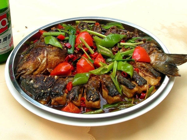 Yanghsuo Beer Fish