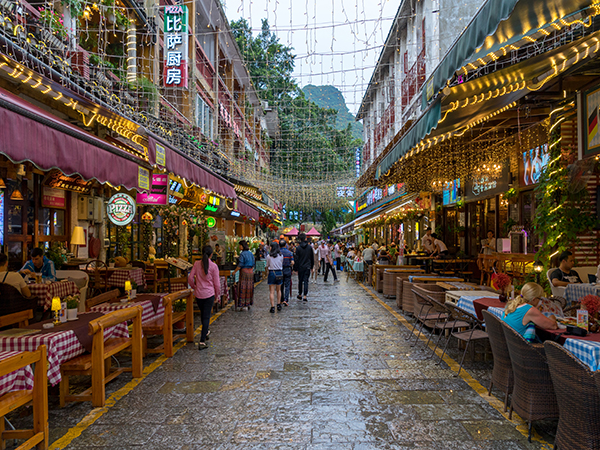Top Foods Streets in Guilin