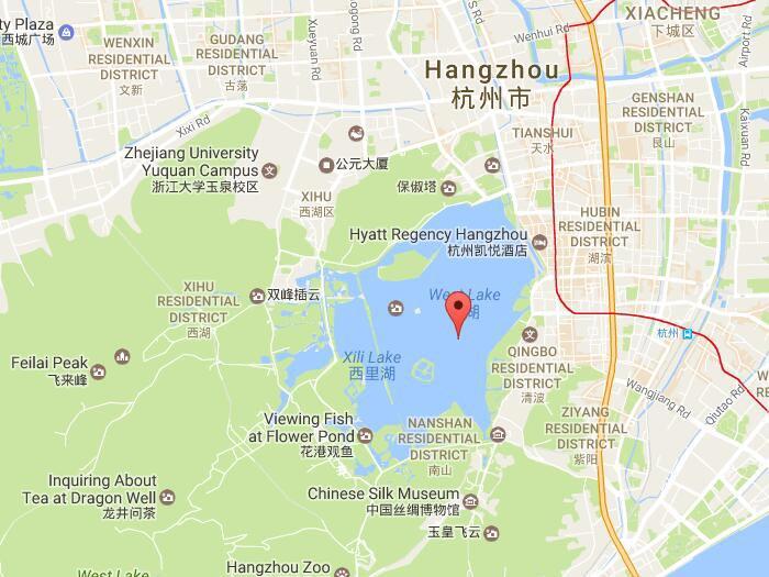 West Lake Hangzhou Top 10 Scenes Landmark See Impression Show