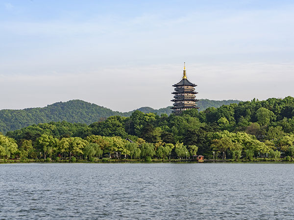 Most Beautiful Places in China - Hangzhou West Lake