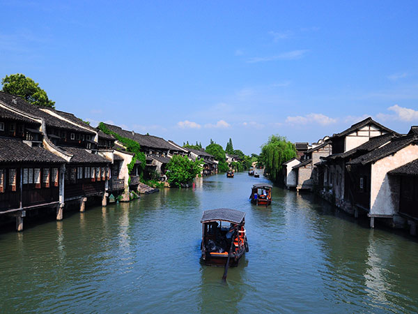Family Tour around Shanghai: Suzhou or Hangzhou